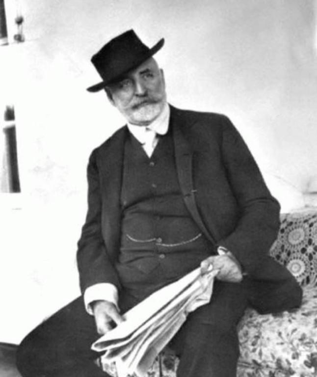 Давид Сараджев - основатель завода