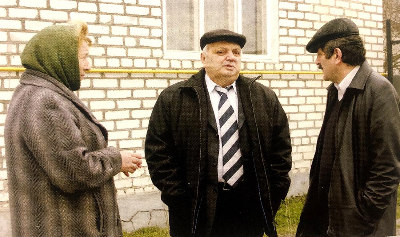 Григорьянц В.С.