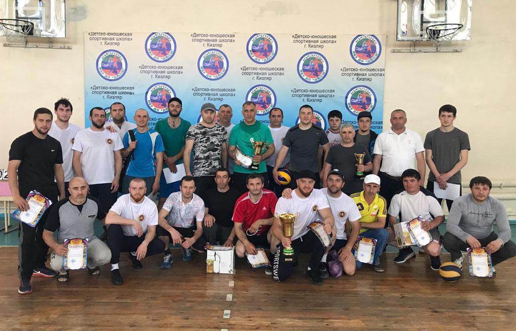 Волейбольная команда ККЗ