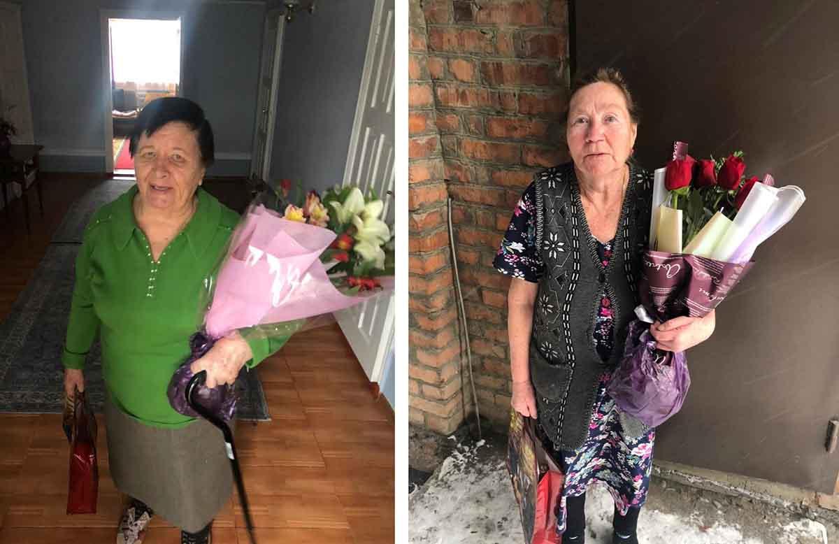 Евгений Дружинин поздравил ветеранов завода с Днем рождения