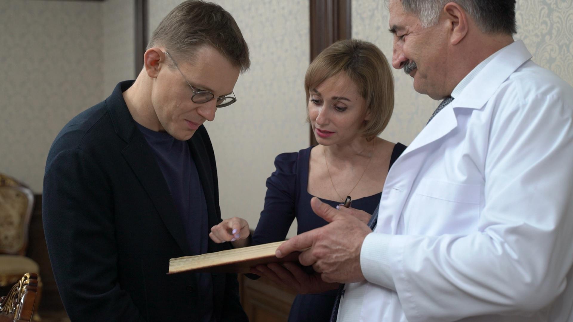Алексей Сазанов с рабочим визитом посетил Кизлярский коньячный завод